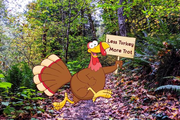 more turkey less trot